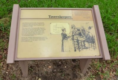 Tavernkeepers Marker image. Click for full size.