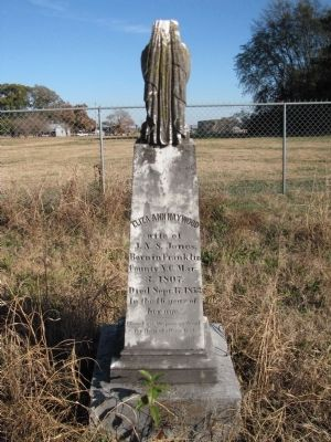 grave of Eliza Ann Haywood Jones image. Click for full size.