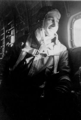 Patsy Ann II Crew Member Dominic Yocco, Radio Operator image. Click for full size.