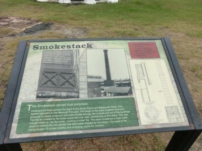 Smokestack Marker image. Click for full size.