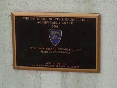 <center>The Outstanding Civil Engineering Achievement Award - 2008</center> image. Click for full size.