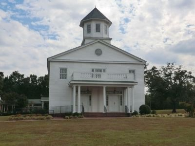 Old Laurel Hill Church image. Click for full size.