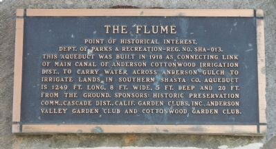 The Flume Marker image. Click for full size.
