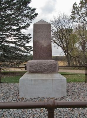 Acton State Monument image. Click for full size.