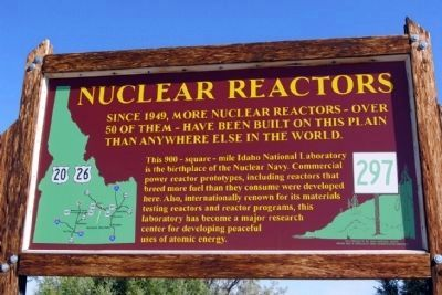 Nuclear Reactors Marker image. Click for full size.