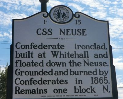 CSS Neuse Marker image. Click for full size.