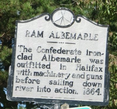 Ram Albemarle Marker image. Click for full size.