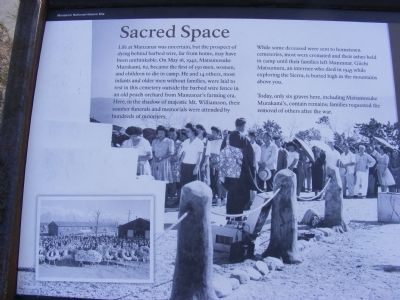Sacred Space Marker image. Click for full size.