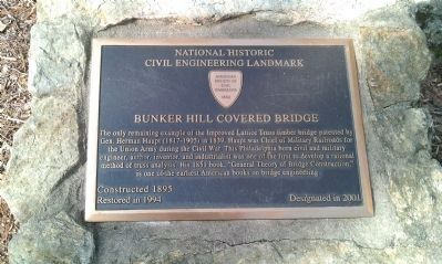 National Historic Civil Engineering Landmark image. Click for full size.