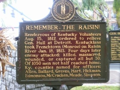 Remember the Raisin! Marker image. Click for full size.