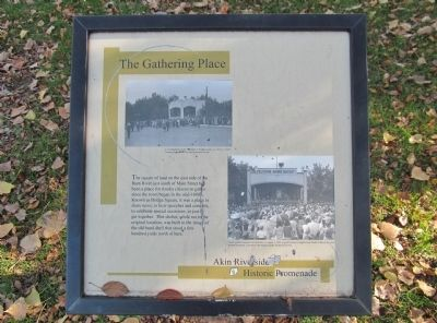 The Gathering Place Marker image. Click for full size.