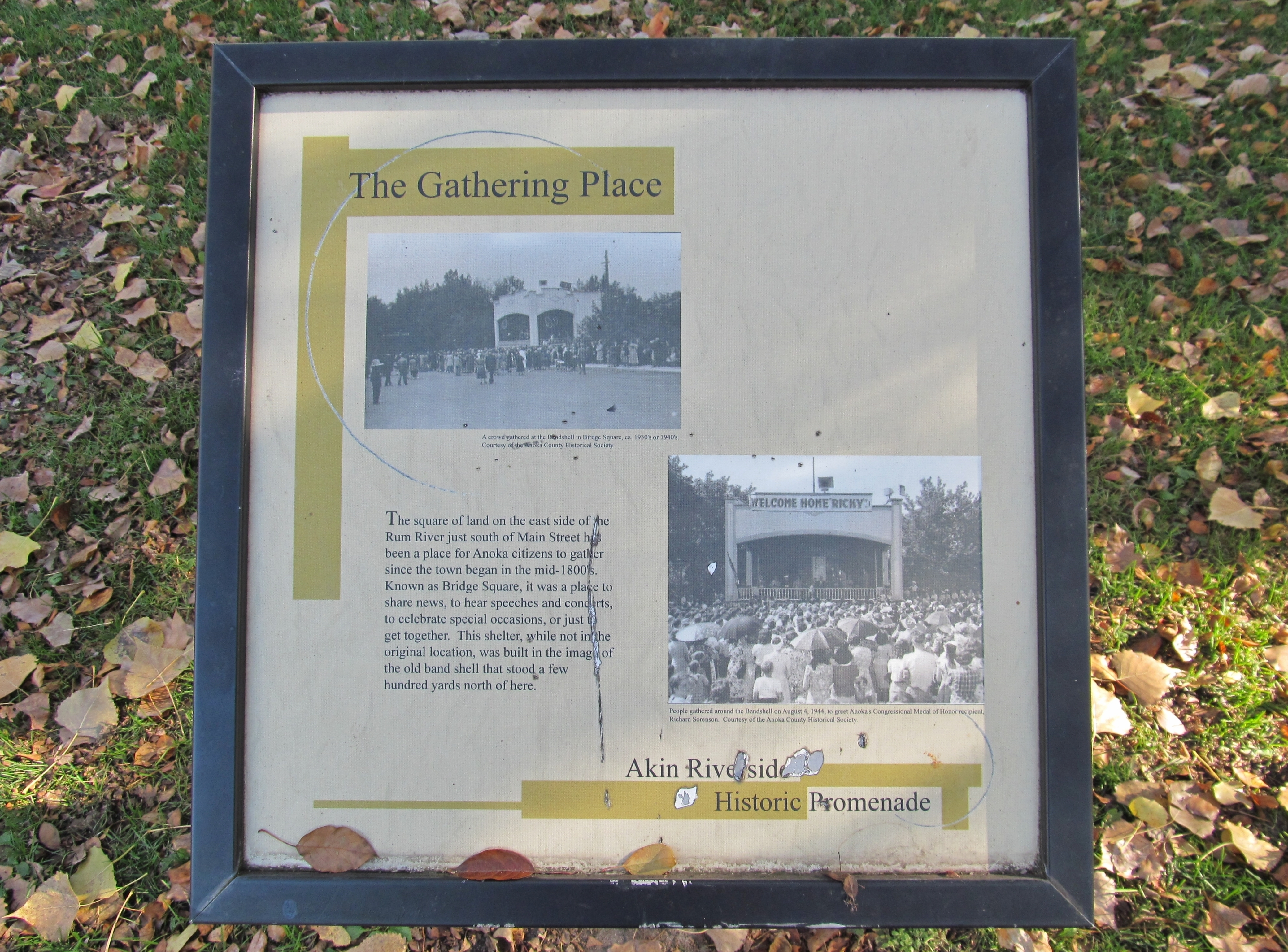 The Gathering Place Marker