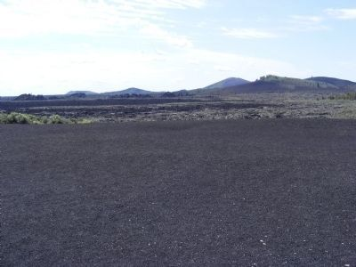 Lava Beds image. Click for full size.