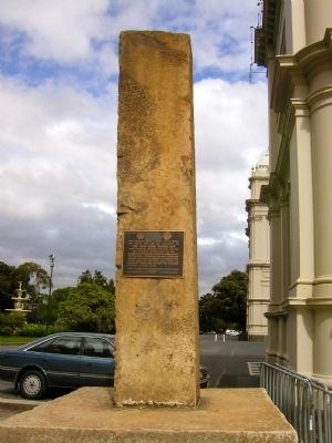 Pillar of Stone Marker image. Click for full size.