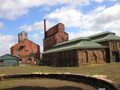 Launceston Gasworks image. Click for full size.