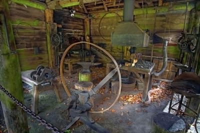Blacksmith Shop image. Click for full size.