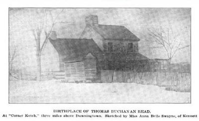 Thomas B. Read Birthplace image. Click for full size.