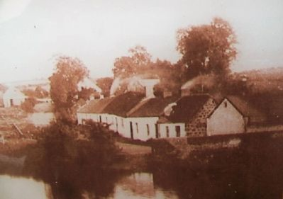 Ballinameen Photo on Welcome to Garvagh Marker image. Click for full size.