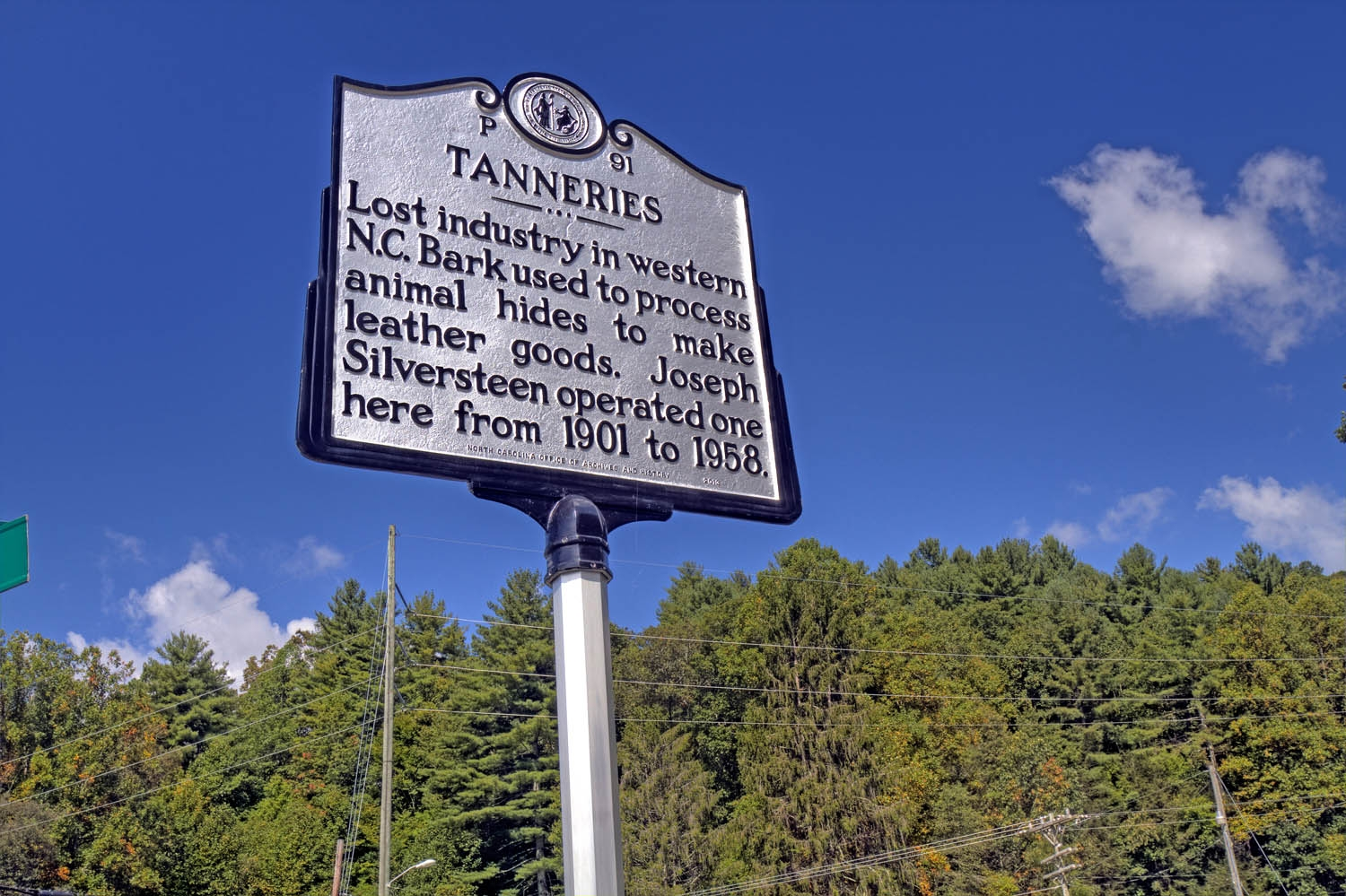 Tanneries Marker