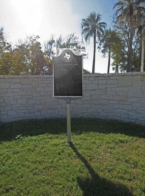 Site of Ursuline Convent and Academy Marker image. Click for full size.