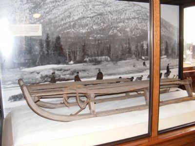 Skagway's Historic Waterfront Marker image. Click for full size.