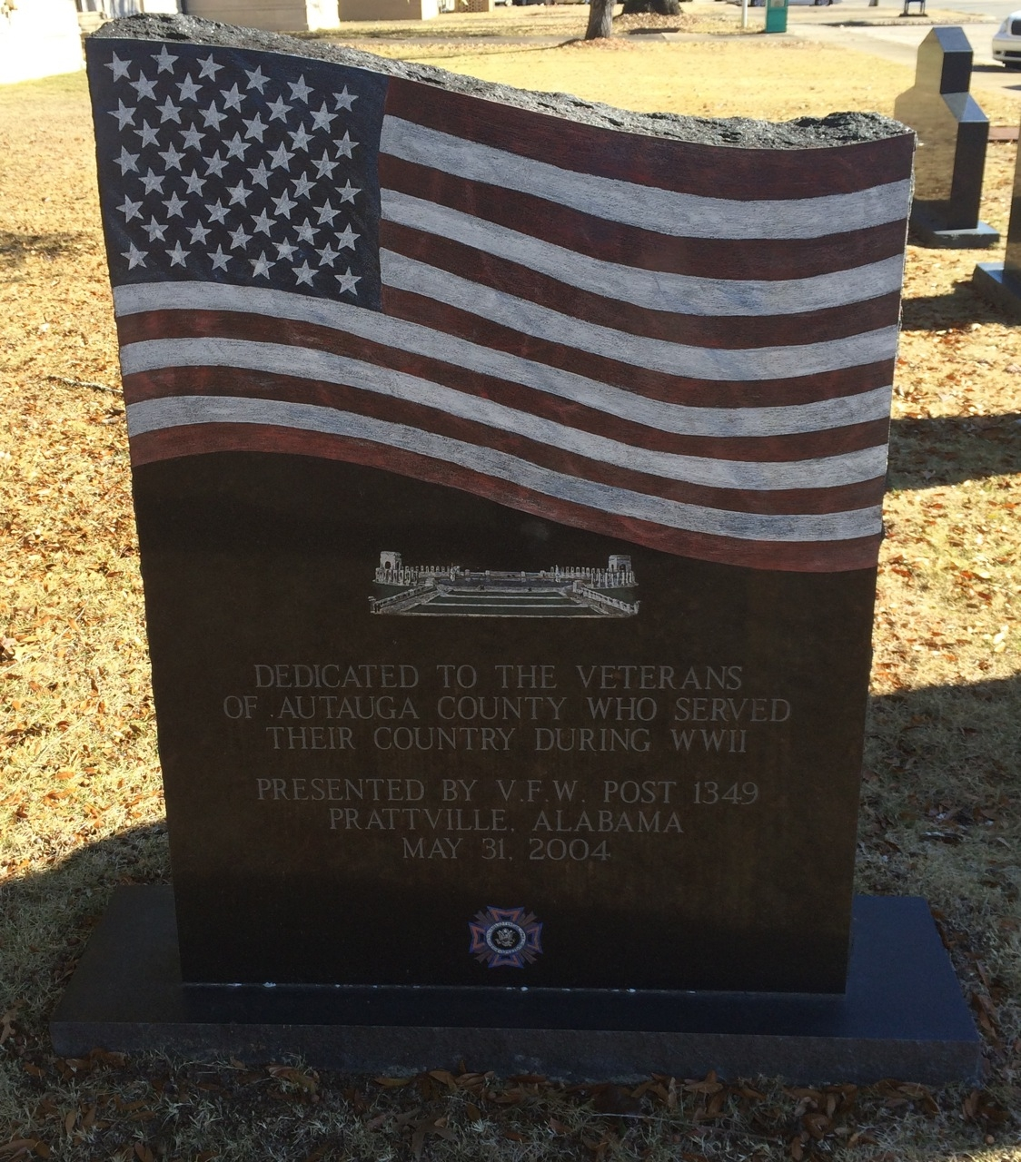 Autauga County World War II Memorial