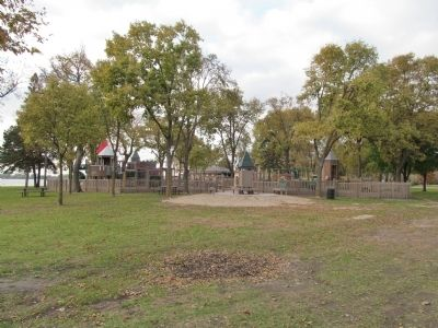 Legion Memorial Park Playground image. Click for full size.