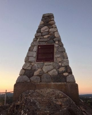 The Marker and Cairn image. Click for full size.