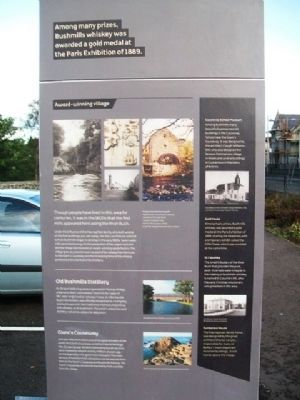 Hamill Terrace Marker (Side B) image. Click for full size.