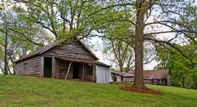 Hopewell Plantation Outbuilding image. Click for full size.