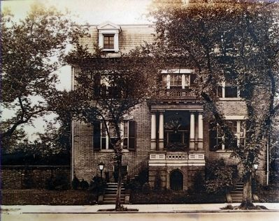The Sewall-Belmont House image. Click for full size.