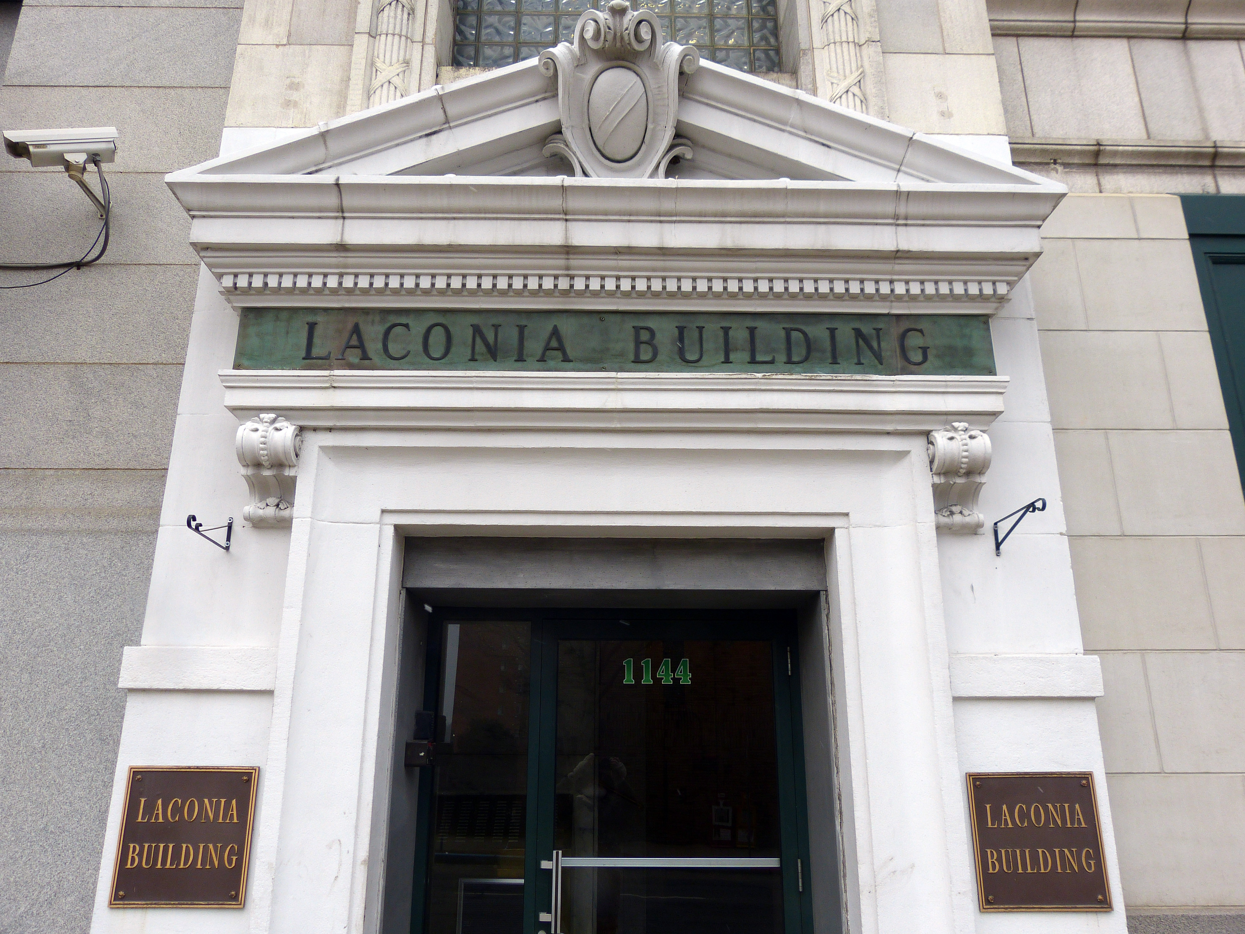 The Laconia Building