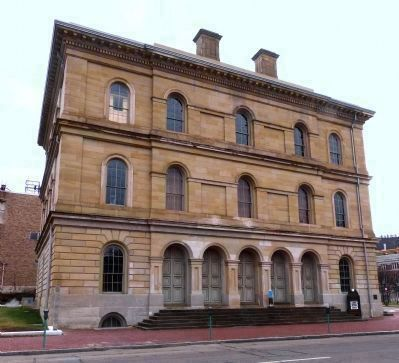 West Virginia Independence Hall<br>(The Custom House) image. Click for full size.