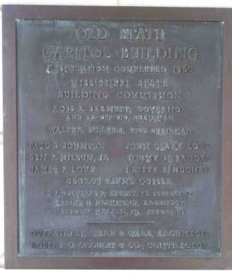 Old State Capitol Building Marker image. Click for full size.