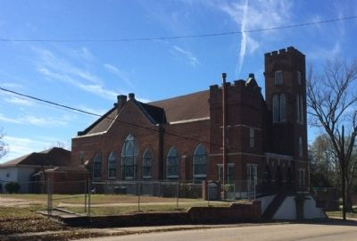 Day Street Baptist Church image. Click for full size.