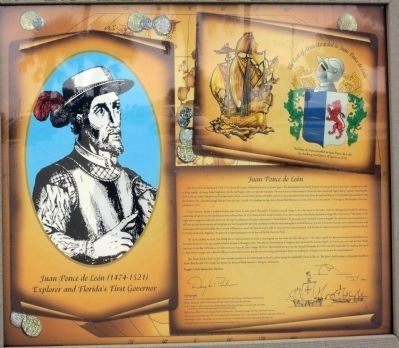 Ponce de Leon's Poster 1 image. Click for full size.