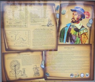 Ponce de Leon Poster 2 image. Click for full size.