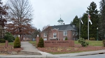 Mars Hill University image. Click for full size.