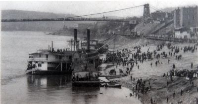 The Wheeling Bridge Case (Sidebar) image. Click for full size.