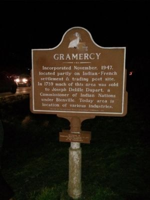Gramercy Marker image. Click for full size.