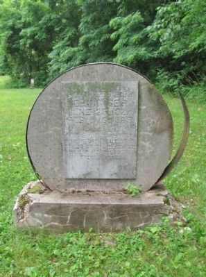 Nearby Grave/Mill Stone image. Click for full size.