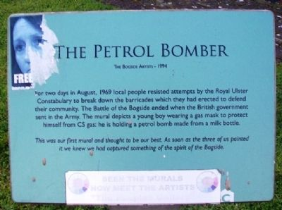 The Petrol Bomber Marker image. Click for full size.