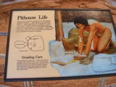 Pithouse Life Marker image. Click for full size.