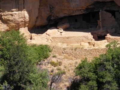 Mesa Verde Alcoves image. Click for full size.