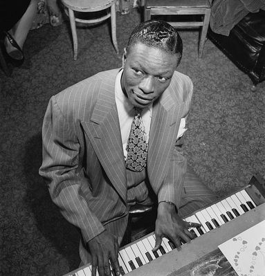 Nat King Cole image. Click for full size.