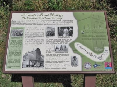 A Family's Proud Heritage Marker image. Click for full size.