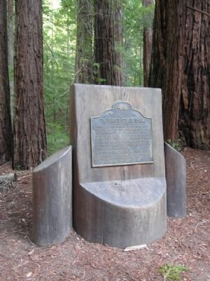 The First State Park Marker image. Click for full size.