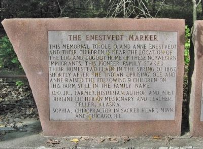 The Enestvedt Marker image. Click for full size.