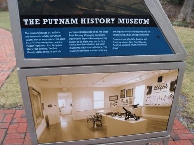The Putnam History Museum Marker image. Click for full size.