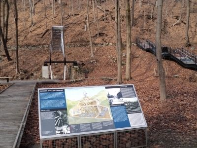 Boring Mill Overlook Marker image. Click for full size.